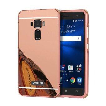 Backdoor Source Harga Case Aluminium Bumper Mirror for ASUS Zenfone 3 ZE520KL 5 .