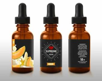 Supreme Hook 30Ml / 3Mg - Local Premium Liquid