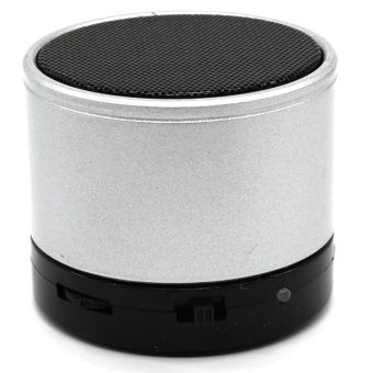 Harga M-Tech Speaker Bluetooth Cube - Silver