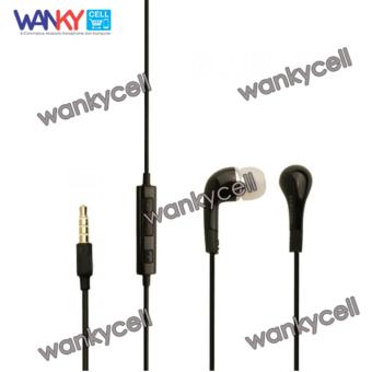 Harga Wanky Stereo Headset For Samsung S4/S5 - Hitam