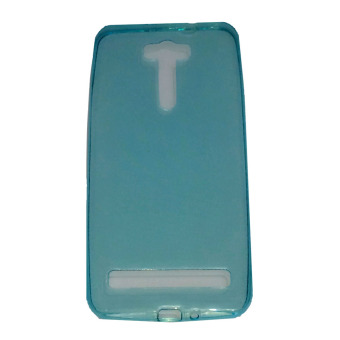 Harga Ultrathin Case For Zenfone Laser 6.0 ZE601KL UltraFit Air Case / Jelly case / Soft Case - Biru