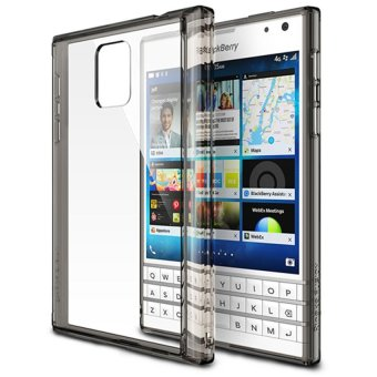 Harga Ringke Fusion Blackberry Passport - Smoke Black