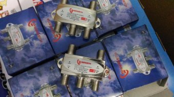 Harga Diseqc Switch 4x1 LNB C / Ku / S Band