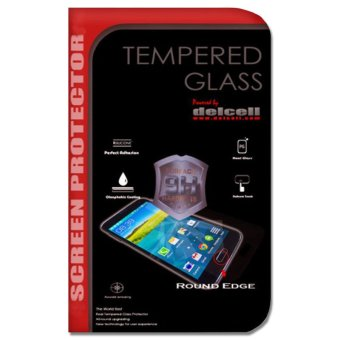 Delcell Tempered Glass Screen Protector For Sony Xperia M 4