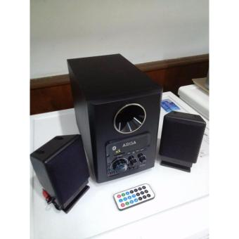 Harga Arisa SA-4041 Speaker Active Bluetooth Hitam