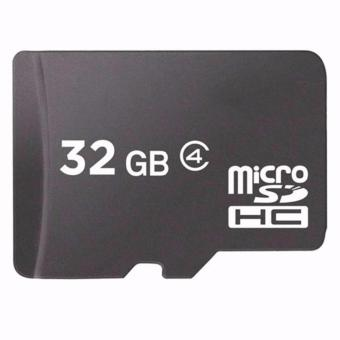 Harga Memory Card 64GB SDXC Max UP 60MB/s Micro SD Card SDHC-I 32GB 16G U1 Class10 With package Official Verification - intl
