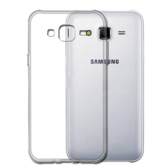 Harga Ultra Thin Softcase Samsung Galaxy J5 -  Clear