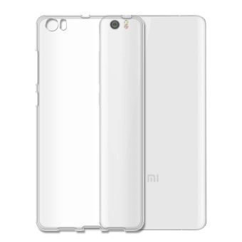 Harga Ultra Thin for Xiaomi M5 / Mi5 - Putih Transparan