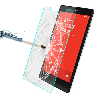Harga Accessories Hp Tempered Glass Screen Protector HD Crystal for Xiaomi Redmi 2