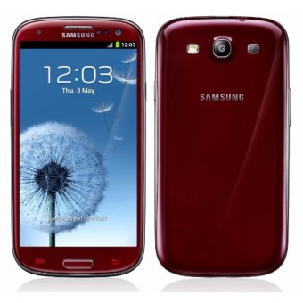 Harga Samsung Galaxy S3 - 16GB - Red