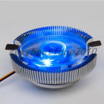 Harga CPU Cooler Fan Heatsink for Intel LGA775 LGA 1155/1156/1366 AMD754/AM2 /AM3 - intl