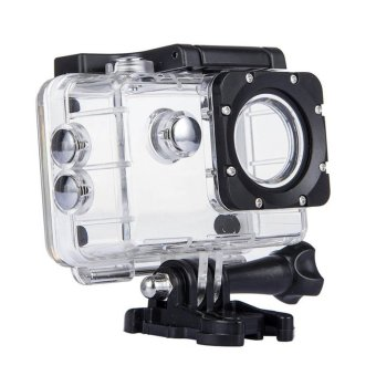 Harga Beauty Case Waterproof Underwater Action Camera For Kogan/Tiger Cam/SJ 4000/SJ - Transparant
