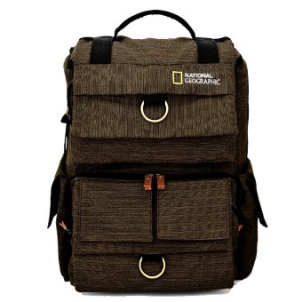 Harga Third Party Tas Ransel Kamera National Geographic NGS5158 - Cokelat
