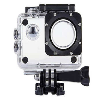 Harga Rainbow Case Waterproof Underwater Action Camera For Kogan / Tiger Cam / SJ 4000 / SJ - Clear