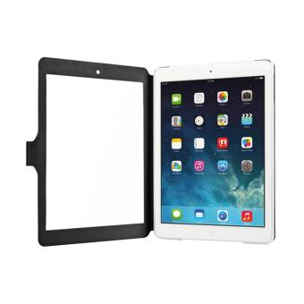 Harga Ahha Arias Magic Flip Cover Casing for iPad Air - Black