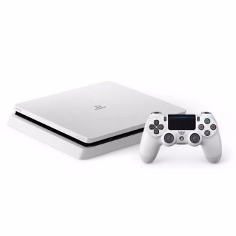 Harga Sony Playstation 4 Slim 500 GB ASIA - White