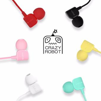 Harga Remax RM-502 Crazy Robot - In Ear Headset