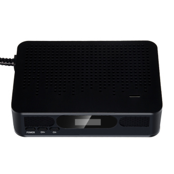 Harga Smart TV Box HD Digital Receiver DVB-T2 - hitam - International