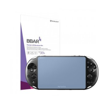 Harga Gilrajavy BBAR Screen Guard for Sony PS Vita 2nd Generation (Clear)