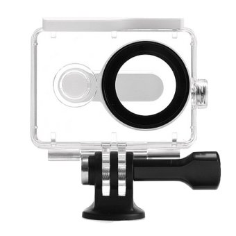 Harga (IMPORT) EACHSHOT? 40m Underwater Waterproof Protective Housing Case For Xiaomi Yi Action Camera (White)