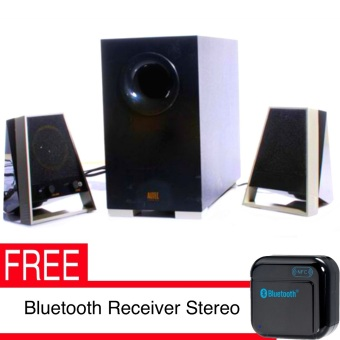 Harga Altec Lansing Vs 2621 Wireless 2,1 Audio System + Gratis Bluetooth Receiver