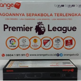 Harga Receiver Orange Tv Ceria Parabola C Band Prepaid