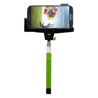 Harga Monopod Bluetooth Z07-05 for Android - Tongsis - Hijau