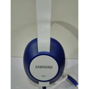 Harga Samsung OEM Extreme Bass For Handphone, Laptop, MP3, MP4, PC & Tablet 3.5 mm Stereo Earphone Headset