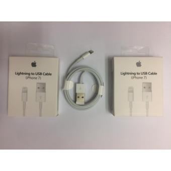 Harga Kabel Charge Iphone 5 /6 /7 ORIGINAL Kabel Data USB Charger Bergaransi