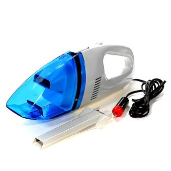 Harga Monlova Portable Car Vacuum Cleaner - Biru