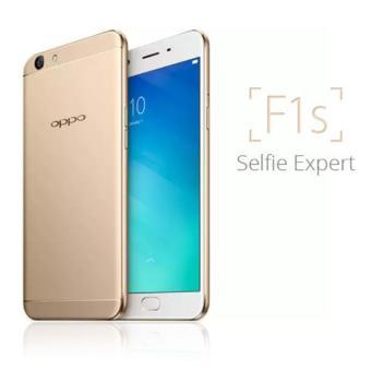 Oppo F1s Selfie Expert 4g 32gb Rose Gold Free Power Bank Robot Source OPPO F1S 4