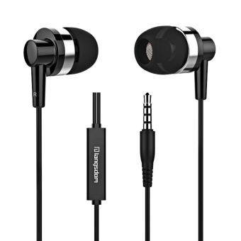 Harga Langsdom JD89 Earphone for Phone In-Ear Headsets with Microphone for iPhone Xiaomi Huawei Laptop Mp3 Music Smartphone Earbuds
