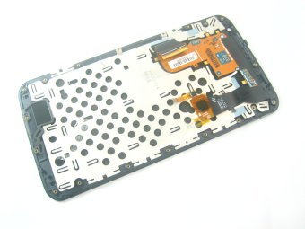 (DIIMPOR) G-Plus Full LCD Display + Touch Screen + Frame untuk Motorola