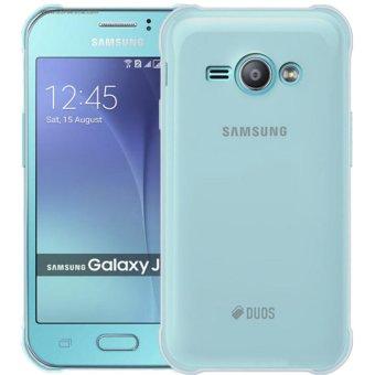 Fitur Indigo Case Anti Banting For Samsung Galaxy J1 Ace Blue Dan