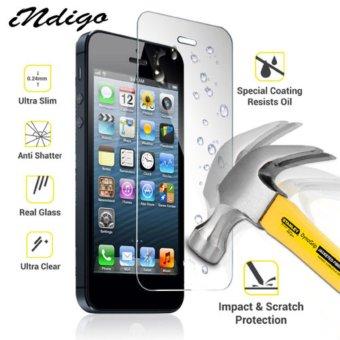 Indigo Temperglass premium for Universal 5.5 Inc - Clear