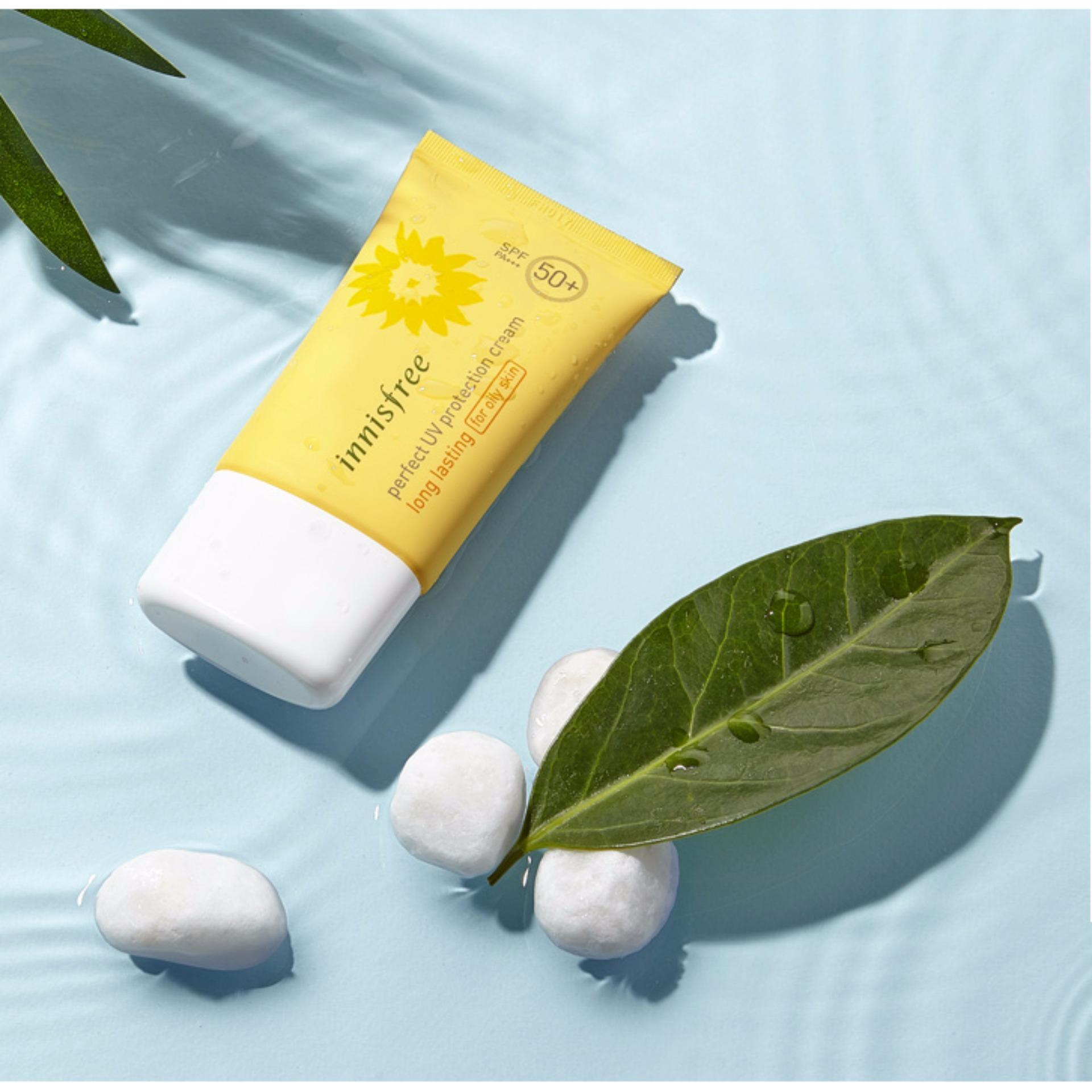 Innisfree Perfect UV Protection Cream SPF 50 For Oily Skin