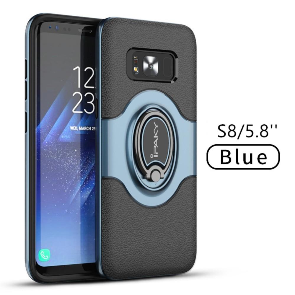 Ipaky untuk Samsung Galaksi S8 Case Sarung Lembut TPU Silikon + Buah Bemper Sarung Untuk Galaksi