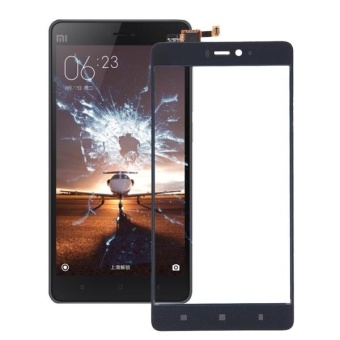 IPartsBuy Xiaomi Mi 4c / 4i Touch Screen Digitizer Assembly(Black) - intl