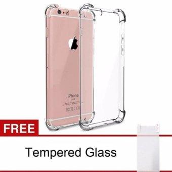 iPhone 6 / 6S Anticrack / Anti Crack ACRYLIC Case Premium Quality - Fuze / Fyber