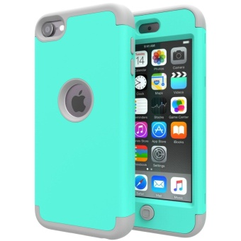 """IPod Touch 6 Case, IPod Touch 5 Case, Heavy Duty."