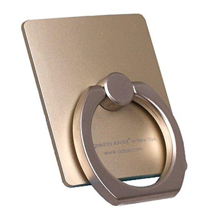 iring mobile phone stent – standing holder – gold