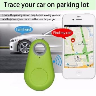 Source · iTag Smart Bluetooth Tracker Wireless Remote Shutter Pelacak