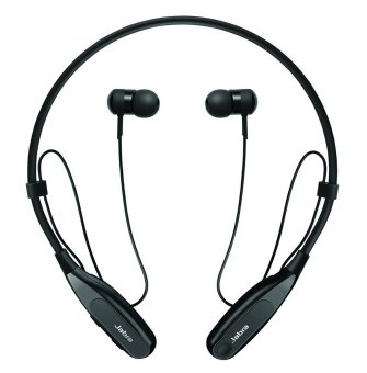 Jabra Halo Fusion Bluetooth Wireless Headset - Hitam