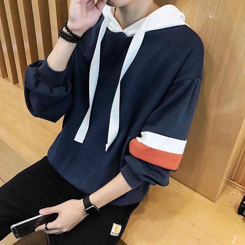 Home · Atasan Beritsleting Pria Bertudung Trendi Versi Korea W53 Topi Merah; Page - 3. Sweater Bertudung Pria Lengan Panjang Model Tipis Trendi Biru Biru