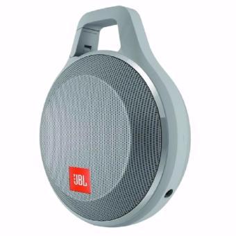 JBL Clip Plus Wireless Portable Bluetooth Speaker_GREY