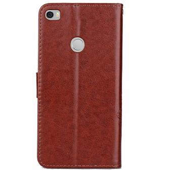 For Xiaomi Mi Max 2 6 44 Filp Wallet PU Leather Card Soft Case Source · JOMA Balm Tin Empat Daun Clover PU Embossing PU Dompet Kulit Flip Case