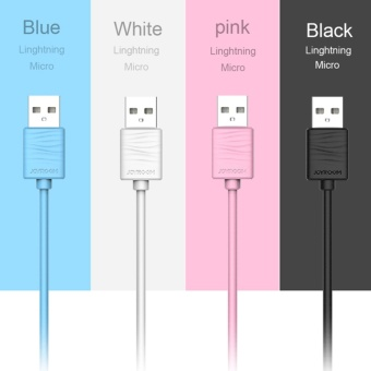 JOYROOM Micro USB Cable for Samsung HTC Huawei Fast Charger USB Data Cable 1m for Xiaomi Android Mobile Phone Cables Micro usb JR-SY118 Micro