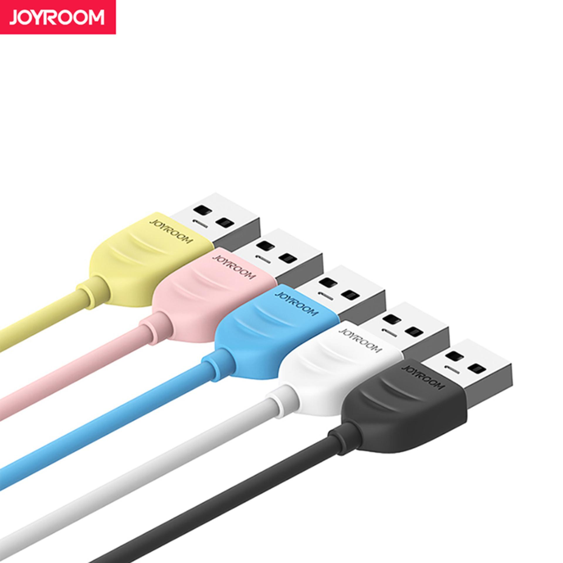 Joyroom Micro USB Cable For Xiaomi Samsung Fast Charge USB Data Cable 100cm Android Micro usb Charging Cable Mobile Phone Cables - Joyroom Micro USB Kabel S-116