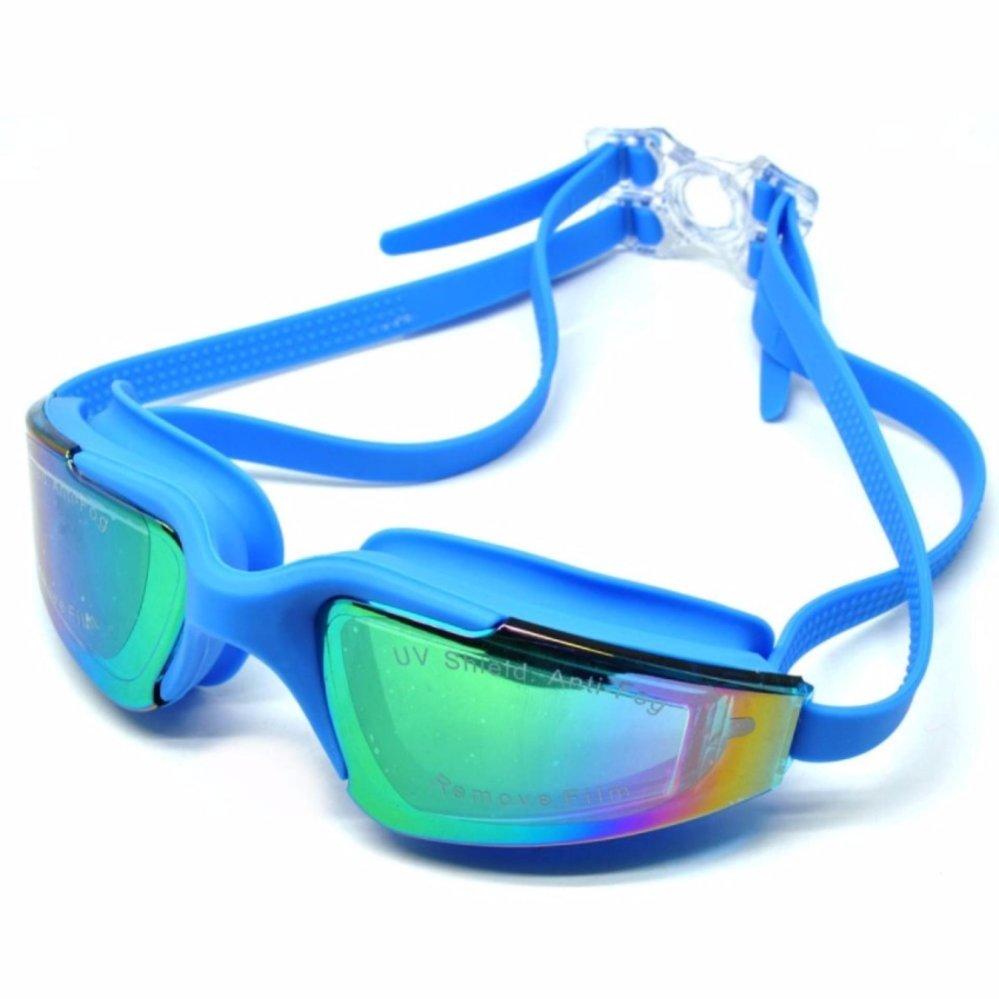Cek Harga Baru Eelic Kacamata Renang Original Goggle Anti Uv Anti ... 3d6874f1c2