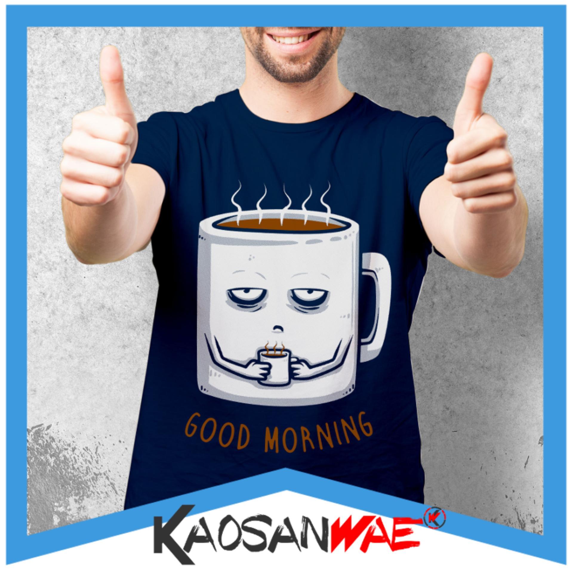 Kehebatan Handuk Good Morning N332 Dan Harga Update Teknologi Kaos Kopi Coffe Tshirt Kaosanwae